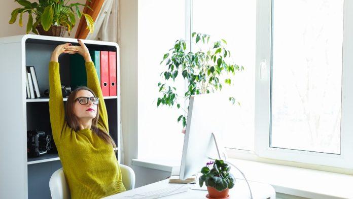 Jaga Kesehatan Tubuh Saat Mulai Work From Home, Agar Badan Selalu Bugar.